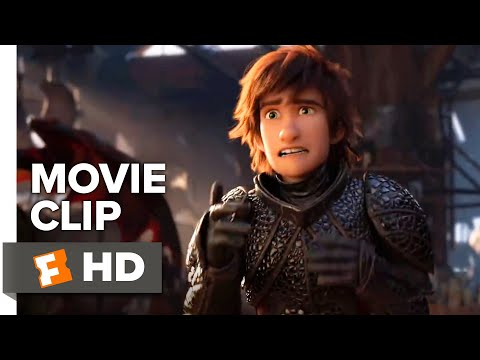 How To Train Your Dragon: The Hidden World Movie Clip - 10 Minute Preview (2019) | FandangoNOW Extra