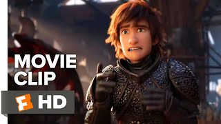 How to Train Y๐ur Dragon: The Hidden World Movie Clip - 10 Minute Preview | FandangoNOW Extras