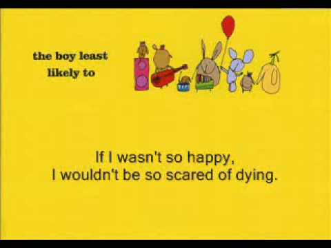 The Boy Least Likely To - Be Gentle With Me [LYRICS] Mp3