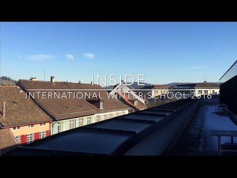 International Winter School Inside ZHAW Gesundheit