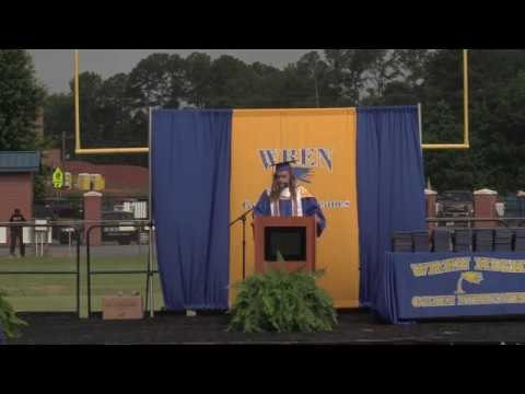 2020 Wren High School Graduation