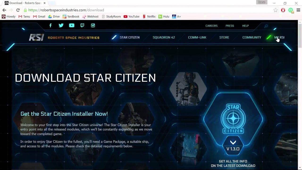 Star citizen 3. 0 download youtube.