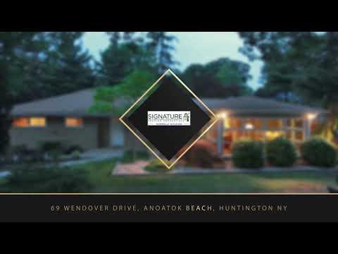 69 Wendover Drive, Anoatok Beach, Huntington, NY