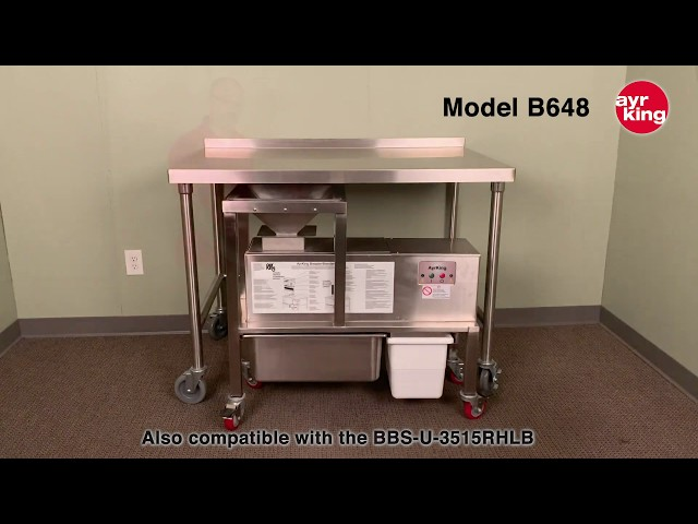 AYRKING MOBILE CART B648