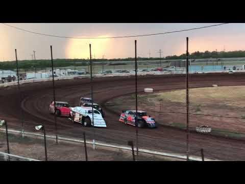 06/30/2018 Austin's Heat Race @ Abilene Speedway