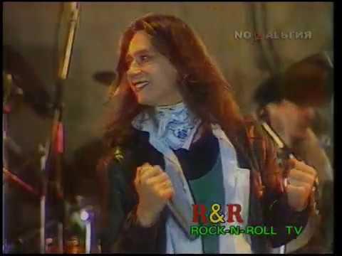 """""""Рок н ролл ТВ"""". Рок фестиваль """"Робин Гуд"""" г. Лыткарино 1993 год."""