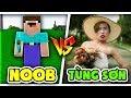 Troll NOOb Bằng TÙNG SƠN Trong Minecraft