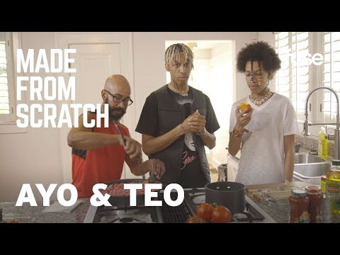 Ayo & Teo Get An Unexpected Visit From Their Dad | Made From Scratch | Fuse