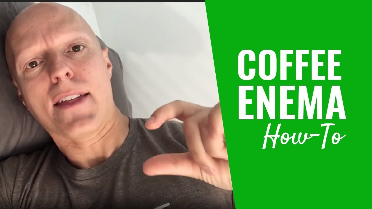 How To Do A Coffee Enema Behind The Scenes In My Bathroom
