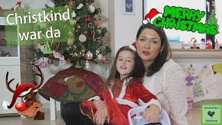 Das Christkind war da 🎅 Weihnachten Bescherung Teil 2  🎄 Ava's Geschenke von uns