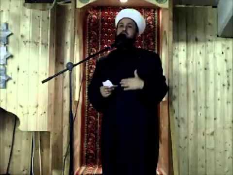 أدب الأنبياء مع الله من خلال قصة الخضر Moussa und Al khidr