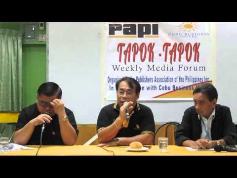 PAPI TAPOK 150530 Talisay City, Cebu  Coun  VAL YLANAN
