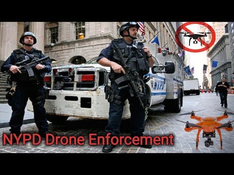 Busted & Fined For Flying My Drone In New Your City?