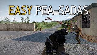 Easy Pea-sadas - ShackTac