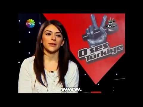 Fatma İşcan O Ses Turkiye HD Video Klip YENI 2012 ocak