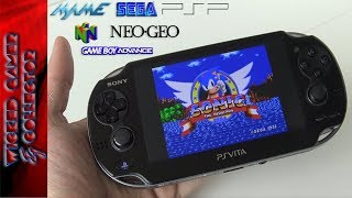 Unleash the Beast inside your PS Vita Handheld... and start dusting off.