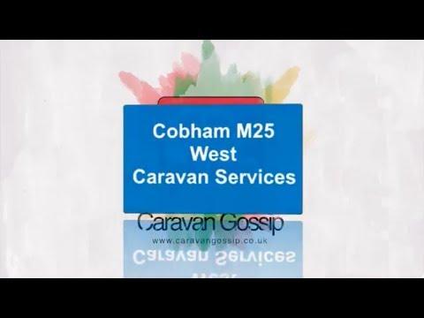 M25 J9-10 Cobham Caravan Services