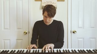 Steve Shimchick - Saturn (Sleeping At Last Piano/Vocal Cover)