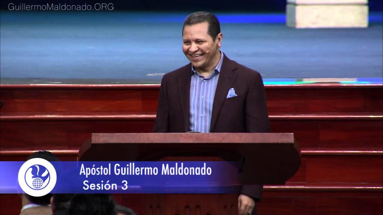 Apostle Guillermo Maldonado Esmq 5    Sfms 5