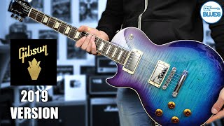 2019 Gibson Les Paul Standard - There's Nothing Standard About it!