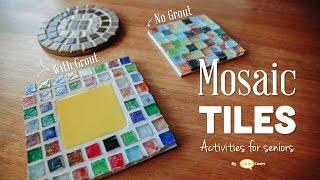Mosaic Tile Saucepan Rest