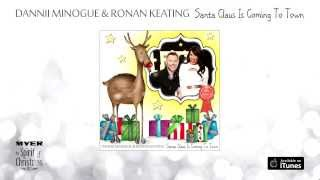 Dannii Minogue & Ronan Keating - Santa Claus Is Coming To Town