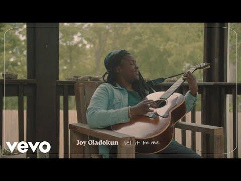 Joy Oladokun - let it be me (official visualizer)