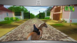 Barbie Horse Adventures : Riding Camp (part 2) (Horse Game)