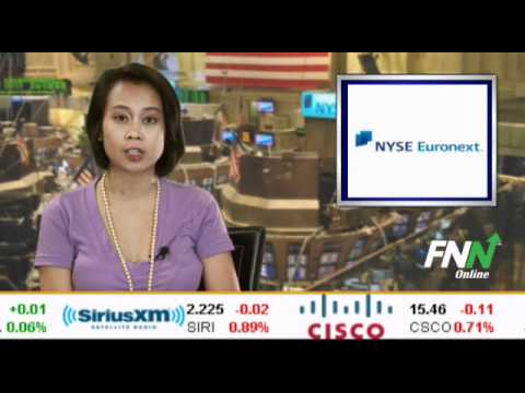 NYSE Euronext Gets Shareholder Support of Deal of Deutsche Boerse