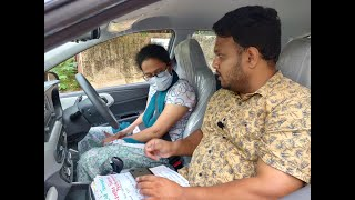 Tips For Over Coming Fear in CarDriving(BEGINNERS MUST WATCH)Tips Tamil/City Car Trainers 8056256498