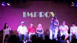 Flip Orley: Just Now - Eat Cake, then losing it at Tempe Improv Sat early 10-1-16