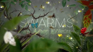 Swarms for After Effects