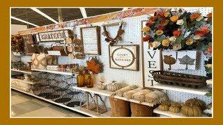Shop With Me Home Decor At JoAnn Fabrics! Fall/Autumn