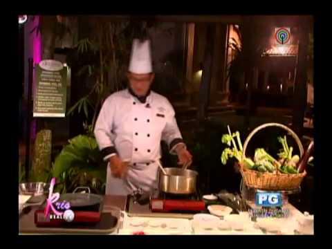 Recipes: Malaysian Chicken Curry, Roti Jala - YouTube