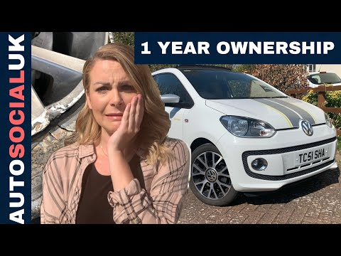 1 Years Ownership Of My Volkswagen UP! - The Perfect First Car?