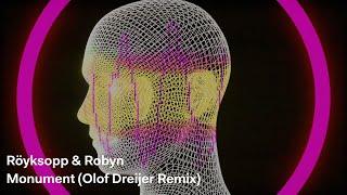 Röyksopp & Robyn - Monument (Olof Dreijer Remix) | Official Visualizer