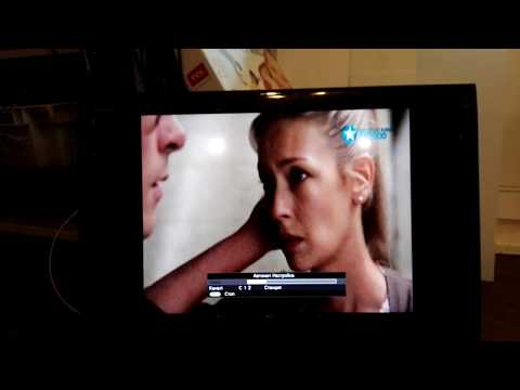 Как настроить каналы на телевизоре Toshiba Regza 40LV703R