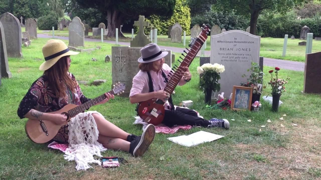 Paint It Black Cheltenham Cemetery 2016 YouTube