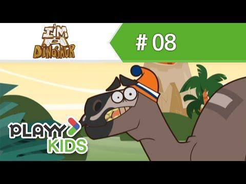 공룡대탐험 8화 에드몬토사우루스/EDMONTOSAURUS