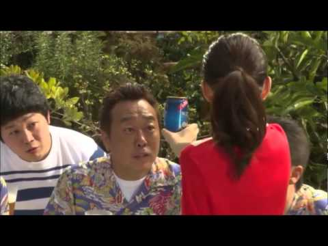 "Mirei Kiritani, Masakazu Mimura TV Ad ""Sapporo Goku Zero"""