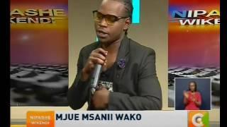 Mjue Msanii Wako: Timmy TDat