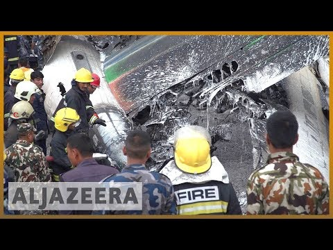 🇳🇵 Nepal: US-Bangla plane crash probe begins in Kathmandu | Al Jazeera English