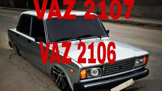 RUS MASINLARI VAZ 2106 MASIN OYUNU - VAZ 2107 AFTOSLAR / AFTOŞ MASIN OYUNLARI