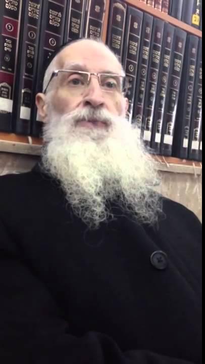 הרה''ג יעקב יוסף זצוק''ל Pesach הגעלת כלים לפסח+הכשרת מטבח באולם