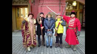 2011 my trip in Moscow,Russia …