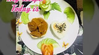 Mussa man curry ( Thai vegan food )