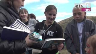 В Петровске-Забайкальском прошла евангелизационная акция(В Петровске-Забайкальском в рамках проекта