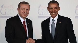 هل استغنت واشنطن عن أردوغان؟