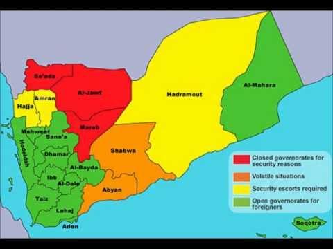 Radio 4 report by Hugh Sykes from Yemen