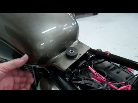 Gas Tank Paint And Install